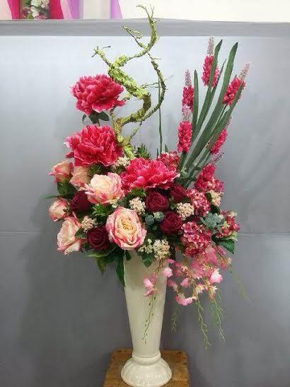 bunga jagung,mawar dll