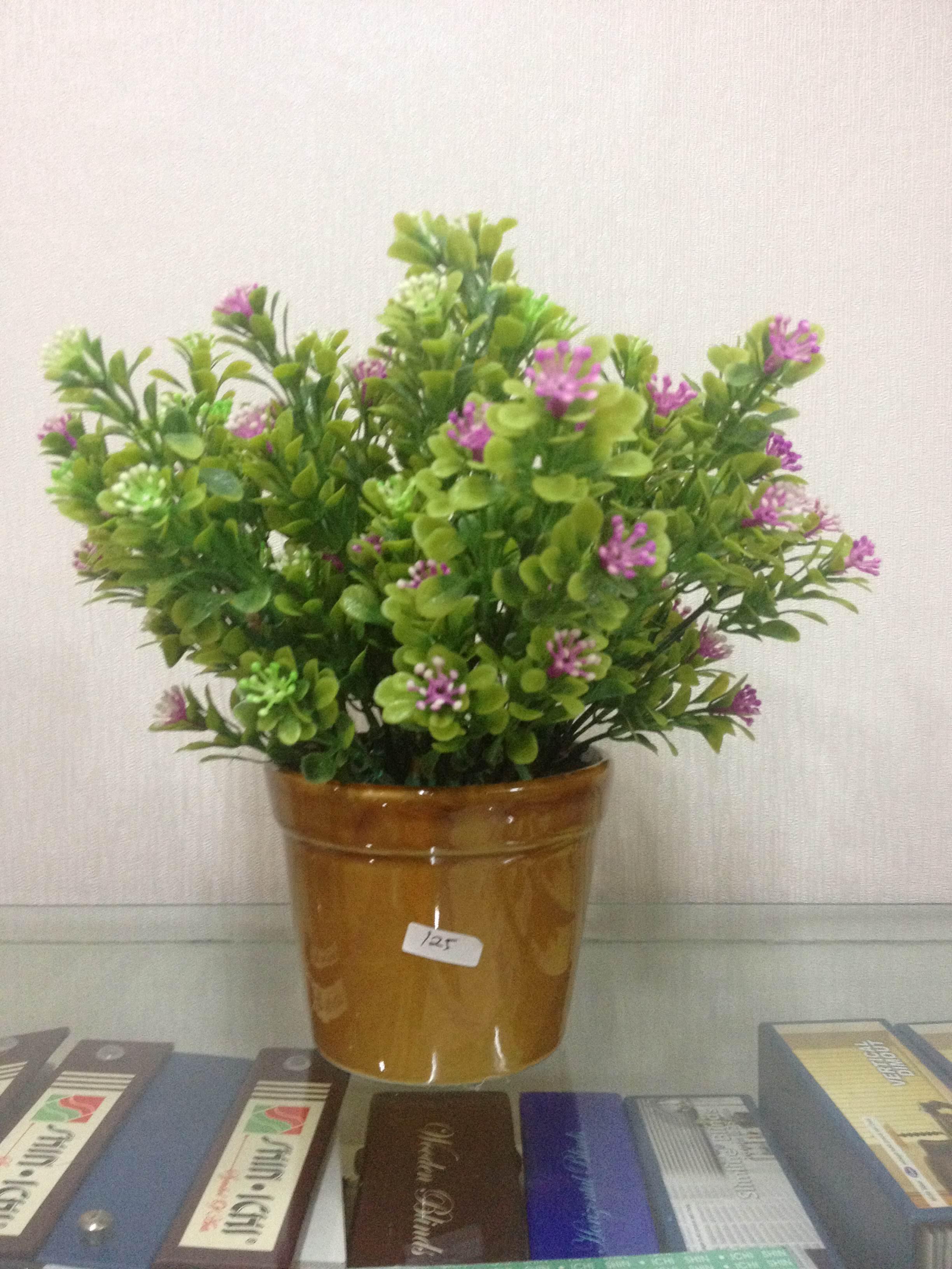 Bunga meja mini