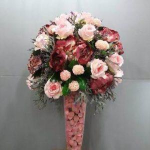 Bunga mawar kombinasi